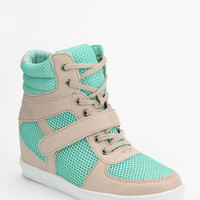 Urban Outfitters - Deena &amp; Ozzy Mesh High-Top Sneaker