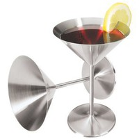 ideeli | OGGI 2-Piece 12-Oz. Martini Glass Set