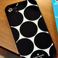 Unique Katespade Dot Pattern iPhone 4/4s Case from 1Point99.com