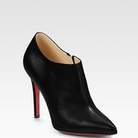 Christian Louboutin Dahlia Point-Toe Ankle Boots [2011122003] - $216.00 : Christian Louboutin Shoes Sale, Enjoy 77% Off On Designer Outlet