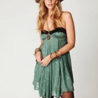 Free People FP New Romantics Cat Eye Wrap Dress at Free People Clothing Boutique