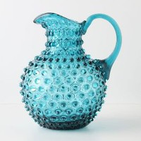 Hobnail Pitcher - Anthropologie.com