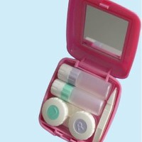 Contact Companion: Is a Full Care, Contact Lens Kit. Great for Use at Home, School, Sporting Events