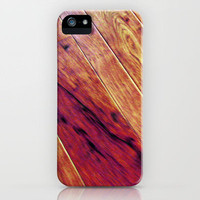 Wooden iPhone Case by Aja Maile | Society6