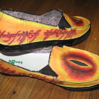 Lord of the Rings Shoes Sanuk brand by MerryAdventures on Etsy
