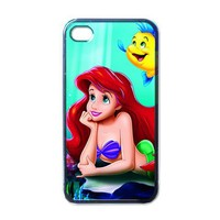 Apple iPhone Case - The Ariel in The Little Mermaid  - iPhone 4 Case C