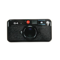 Camera iPhone 4 Case at Brookstone—Buy Now!
