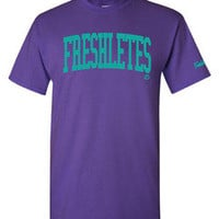 Freshletes  Charlotte Court Classic Tee
