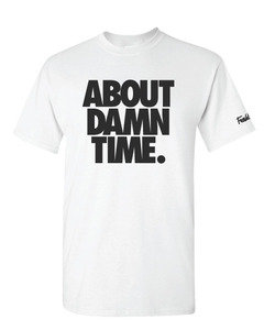 Freshletes — About Damn Time Tee
