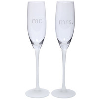 Mr. & Mrs. Champagne Set - Unique Vintage - Cocktail, Evening & Pinup Dresses