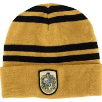 Harry Potter Hufflepuff House Beanie by Elope