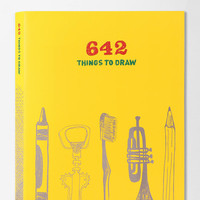 Urban Outfitters - 642 Things To Draw By Eloise Leigh