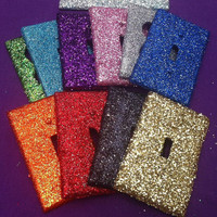 FREE Glitter Switch Plate Cover or Outlet Cover by ArtZodiac
