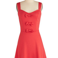 Strawberry Sure Bet Dress | Mod Retro Vintage Dresses | ModCloth.com