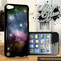 NEW iPod Touch 5 Case - Space Nebula Pretty Design - 5 Gen Cover GEN5