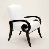 Curley Wurley Chair - Sweetpea & Willow London