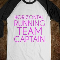 HORIZONTAL RUNNING TEAM CAPTAIN - glamfoxx.com
