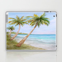 Swaying Palms Laptop & iPad Skin by Rosie Brown | Society6