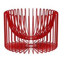 TRDIG Bowl - red - 11  &quot; - IKEA