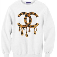 Leopard Dripping Chanel