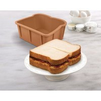 Cakewich Cake Mold Sliced Bread Shape SIlicone Baking Pan