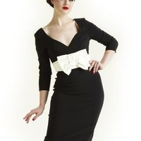 Retro To Go: Parisienne Dress from So Couture