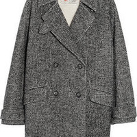 Aubin & Wills|Dingleton oversized wool-blend tweed coat|NET-A-PORTER.COM