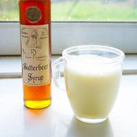 Butter Beer Syrup Harry Potter by CraftyTeapot on Etsy