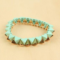 Pyramid Precision Bracelet