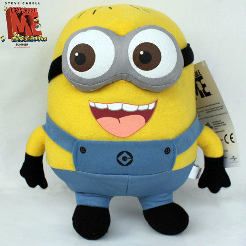 "DESPICABLE ME 2 3D EYE JORGE MINION 9"" from ..."