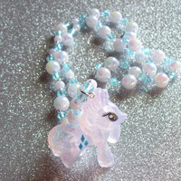 Glitter Rarity Necklace - Crystal Empire Series