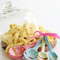 sweet cupcakes measuring spoons at ShopRuche.com, Vintage Inspired Clothing, Affordable Clothes, Eco friendly Fashion