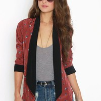 Seeing Spots Blazer in Clothes Outerwear at Nasty Gal