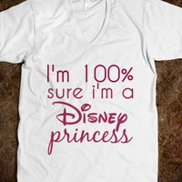 Disney Princess Tee - C's Boutique