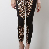 Leopard Love Leggings