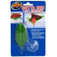 Amazon.com: Zoo Med Betta Bed Leaf Hammock: Pet Supplies
