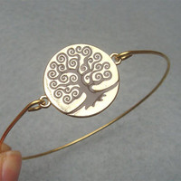 Tree Bangle Bracelet Style 6 on Luulla