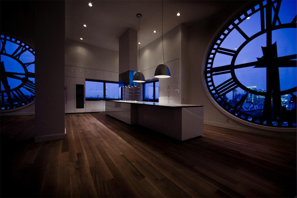 clocktower kitchen