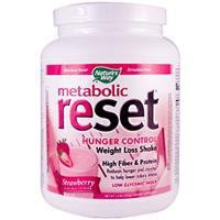 Nature's Way Metabolic ReSet, Strawberry, 630g