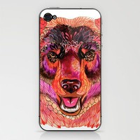 ola&#x27;s bear Phone Skin | Print Shop
