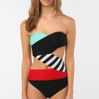 UrbanOutfitters.com &gt; Volcom Be Bold One-Piece Swimsuit