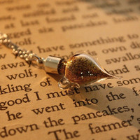 Harry Potter Felix Felicis Vial Necklace