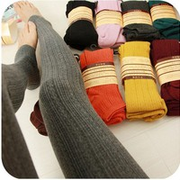 Comfortable Lady Cotton Tights (Multi-color ) from 1Point99.com