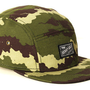 Benny Gold - Green Fog Camo 5panel Camper