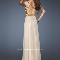 La Femme Dress 18743 at Peaches Boutique