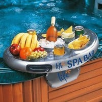 Amazon.com: Spa - Hot Tub Bar Refreshment Float - NIB: Patio, Lawn &amp; Garden