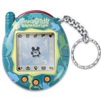 Tamagotchi Connection: Version 3 - Green with Frogs