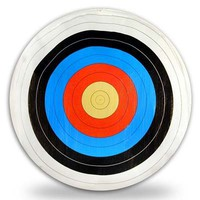 Saunders 48 to 50-inch Toughenized Archery Target Face