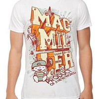 Mac Miller New World Slim-Fit T-Shirt - 973544