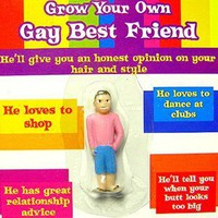 Amazon.com: Grow Your Own Gay Best Friend: Toys & Games